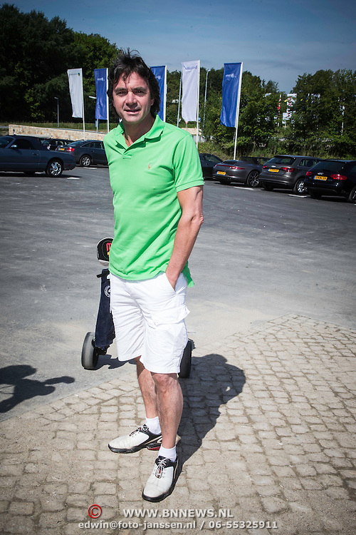 NLD/Amsterdam/20140517 - Don golftoernooi 2014 , Hein Vergeer