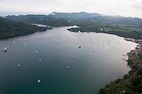 Vista aerea de Colón y Portobelo, Panamá. ©Victoria Murillo/Istmophoto.com