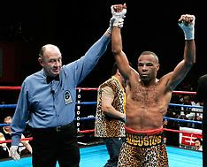 February 10, 2006 - Emanuel Augustus vs Jaime Rangel - Foxwoods Casino, CT