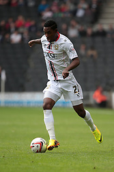 Milton Keynes Dons' Jason Banton  - Photo mandatory by-line: Nigel Pitts-Drake/JMP - Tel: Mobile: 07966 386802 24/08/2013 - SPORT - FOOTBALL - Stadium MK - Milton Keynes - Milton Keynes Dons V Bristol City - Sky Bet League One