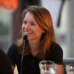 09-02-2019: Wielrennen: Presetatie UCI team Parkhotel Valkenburg: Valkenburg<br /> VALKENBURG (NED) womenscycling. Esther van Veen