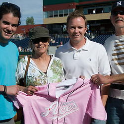 The Reno Aces against the Fresno Grizzlies on Mother's Day, Sunday, March 10, 2009...Photo by David Calvert/Reno Aces