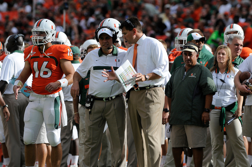 2011 Miami Hurricanes Football vs Duke
