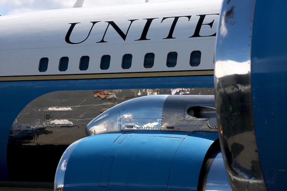 President John F. Kennedy's Boeing 707-based Air Force One calls the Seattle Musuem of Flight home.
