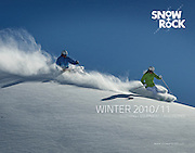 """I've personally worked with Ross for over 10 years now on Snow+Rock photo shoots. His creativity, energy and commitment has always delivered exceptional results. He has the ability to produce fantastic shots regardless of the conditions or environment. I can't recommend him highly enough.""<br />