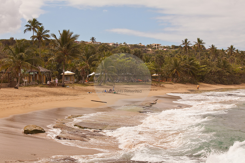 Playa Shacks beach in Isabela Puerto Rico