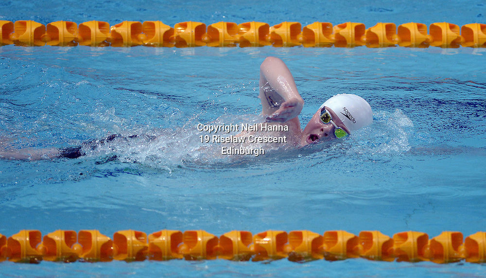 Scottish National Age Group Championships 2016 - Tollcross International Swimming Centre, Glasgow. 03/04/2016<br /> Sunday Afternoon - Session 14  <br /> <br />  Neil Hanna Photography<br /> www.neilhannaphotography.co.uk<br /> 07702 246823