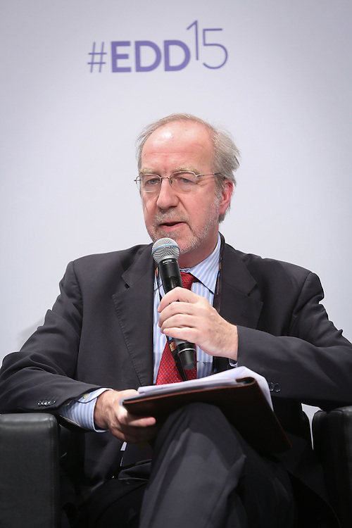 03 June 2015 - Belgium - Brussels - European Development Days - EDD - Food - Feeding the planet together - John Alistair Clarke , Director for International Affairs, Directorate-General for Agriculture & Rural Development, European Commission  © European Union