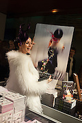 LIBERTY ROSS;  Isabella Blow: Fashion Galore! private view, Somerset House. London. 19 November 2013
