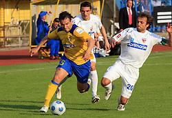 Juan Vitagliano at 31st Round of PrvaLiga Telekom Slovenije 2008/2009 league match between NK Luka Koper and NK Primorje, on May 2, 2009, in SRC Bonifika, Koper, Slovenia. Luka Koper won 1:0. (Photo by Vid Ponikvar / Sportida)
