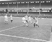 All Ireland Junior Camogie Final - Dublin v Clare..15.09.1974  15th September 1974