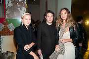 OLYMPIA SCARRY; ADAM WAYMOUTH; ALEXIA NIEDZIELSKI, Pop Life in a Material World. Tate Modern. London. 29 September 2009.