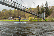 Exploring Scotland on the River Spey with SUP the Mag.  Will Taylor, Mitch Bechard, Terri Bryce, Jon Arman, Aaron Black-Schmidt