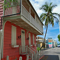 historic site balcony house