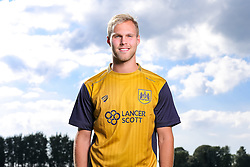 Bristol City sign Gustav Engvall from Swedish side IFK Goteborg - Rogan Thomson/JMP - 30/08/2016 - FOOTBALL - Ashton Gate Stadium - Bristol, England - Bristol City New Signings.