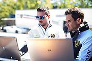 Thursday testing at Calabogie for the North American Lamborghini Super Trofeo