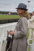 EMMA TREICHL;, Cartier Queen's Cup final at Guards Polo Club, Windsor Great Park. 16 June 2013