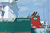 Images of ATB Galveston / Petrochem Producer in the Houston Ship Channel