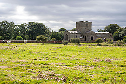 Saint Oswalds 12th Century Church Filey North Yorkshire