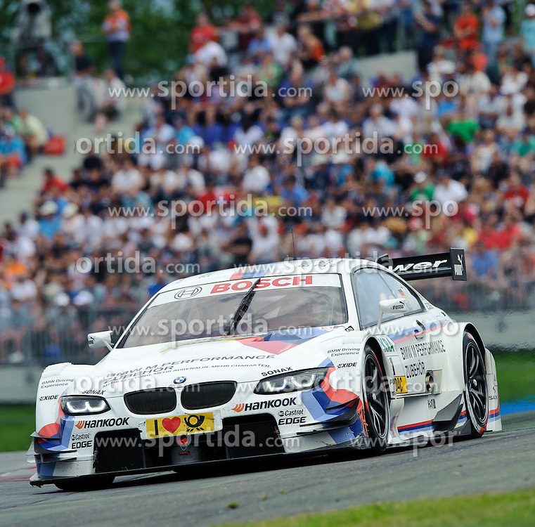 03.06.2012, Red Bull Ring, Spielberg, AUT, DTM Red Bull Ring, Renntag, im Bild Martin Tomczyk, (GER, BMW Team RMG, 2. Platz)// during the DTM training day on the Red Bull Circuit in Spielberg, 2012/06/03, EXPA Pictures © 2012, PhotoCredit: EXPA/ S. Zangrando