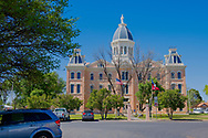 Marfa, Texas, Presidio County Courthouse, National Register of Historic Places