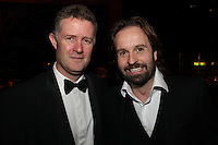 Alfie Boe and Dickon Stainer