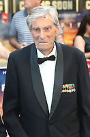 Paul Farnes, 99 year old WW2 Battle of Britain RAF Hurricane ace, Spitfire - World Premiere, Curzon Mayfair, London, UK, 09 July 2018, Photo by Richard Goldschmidt