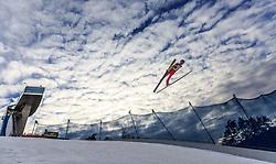 02.01.2016, Bergisel Schanze, Innsbruck, AUT, FIS Weltcup Ski Sprung, Vierschanzentournee, Qualifikation, im Bild Maciej Kot (POL) // Maciej Kot of Poland during his Qualification Jump for the Four Hills Tournament of FIS Ski Jumping World Cup at the Bergisel Schanze, Innsbruck, Austria on 2016/01/02. EXPA Pictures © 2016, PhotoCredit: EXPA/ JFK