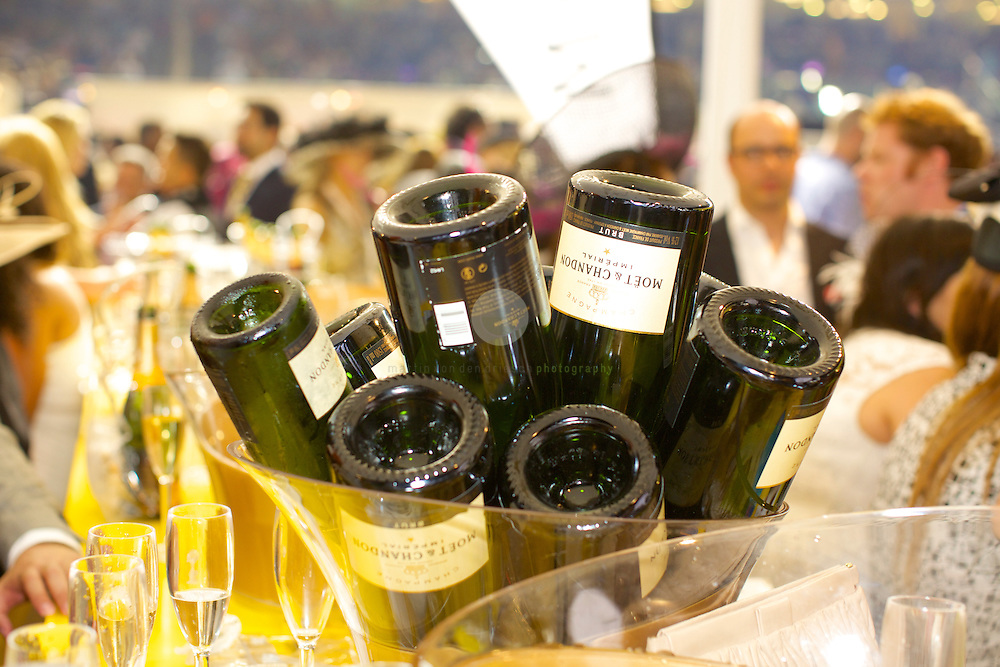 The Dubai World Cup is the richest horse racing event in the world. It is also a once-a-year extravaganza of suits, frocks and hats, and the chance to catch some of the best racing in the world. The bottles of champagne are magnum-sized, like so many things in this emirate of superlatives.
