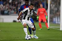 can - 14.03.2017 - Torino - Champions League Quarti di Finale  -  Juventus-Barcellona nella  foto: Tomas Rincon