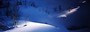 Winter Blues, Summit County, Colorado