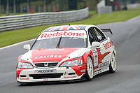 #1 Stewart Whyte - Honda Accord during HSCC Super Touring Car Championship qualifying at Oulton Park, Little Budworth, Cheshire, United Kingdom. June 07 2014. World Copyright Peter Taylor/PSP. Copy of publication required for printed pictures.  Every used picture is fee-liable. http://archive.petertaylor-photographic.co.uk