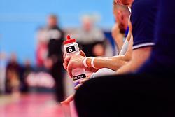 Tevin Falzon of Bristol Flyers drinks bottle - Photo mandatory by-line: Ryan Hiscott/JMP - 03/11/2018 - BASKETBALL - SGS Wise Arena - Bristol, England - Bristol Flyers v Newcastle Eagles - British Basketball League Championship