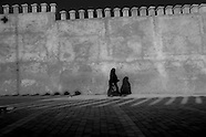 Morocco in BW