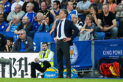Leicester City manager Claude Puel - Mandatory by-line: Robbie Stephenson/JMP - 19/04/2018 - FOOTBALL - King Power Stadium - Leicester, England - Leicester City v Southampton - Premier League