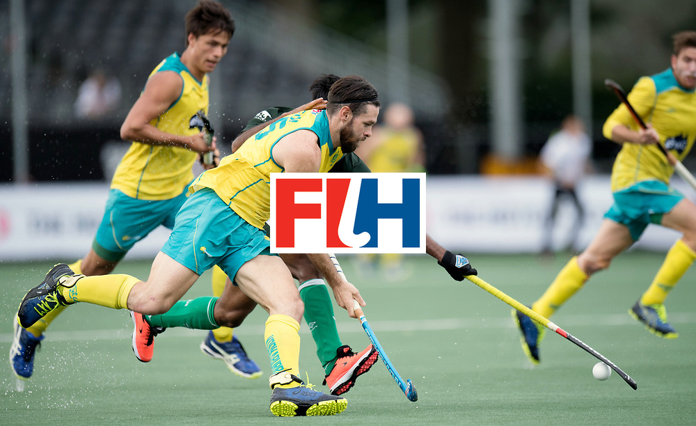 BREDA - Rabobank Hockey Champions Trophy<br /> Australia - Pakistan<br /> Photo: Tom Craig.<br /> COPYRIGHT WORLDSPORTPICS FRANK UIJLENBROEK