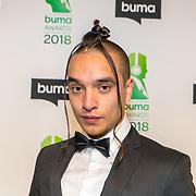 NLD/Amsterdam/20180305 - Uitreiking Buma Awards 2018, Daniel Tuparia