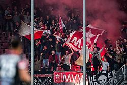 27-09-2018 NED: FC Utrecht - MVV Maastricht, Utrecht<br /> First round Dutch Cup stadium Nieuw Galgenwaard / MVV support