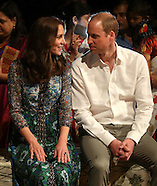 Kate Middleton & Prince William - Harvest in Assam, India - 4