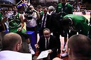Sacripanti Stefano<br /> Grissin Bon Reggio Emilia - Sidigas Avellino<br /> Lega Basket Serie A 2017/2018<br /> Reggio Emiali, 20/01/2018<br /> Foto Ciamillo - Castoria