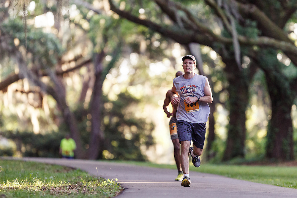 Images from the 2014 Race the Landing 5k series, Race #2 at Charles Towne Landing in Charleston, SC