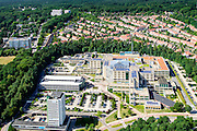 Nederland, Gelderland, Arnhem, 09-06-2016; Rijnstate ziekenhuis Arnhem in de wijk Alteveer-Kraneveld.<br /> luchtfoto (toeslag op standard tarieven);<br /> aerial photo (additional fee required);<br /> copyright foto/photo Siebe Swart