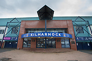 23rd September 2017, Rugby Park, Kilmarnock, Scotland; SPFL Premiership football, Kilmarnock versus Dundee; General view of Rugby Park, Home of Kilmarnock