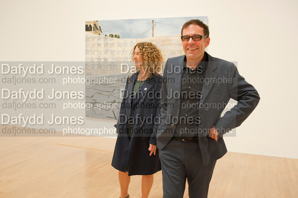 DEXTER DALWOOD, Private view for the Turner prize exhibition. Tate Britain. London. 4 October 2010. -DO NOT ARCHIVE-© Copyright Photograph by Dafydd Jones. 248 Clapham Rd. London SW9 0PZ. Tel 0207 820 0771. www.dafjones.com.
