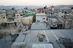Balata Refugee Camp outside of Nablus is the largest Refugee Camp in the West Bank home to almost 25,000 residents living on less than one square kilometer.
