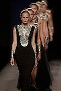Aristocracy at Mercedes-Benz Fashion Week Madrid 2013