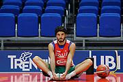 Vitali Luca<br /> Nazionale Senior maschile<br /> Allenamento<br /> World Qualifying Round 2019<br /> Bologna 13/09/2018<br /> Foto  Ciamillo-Castoria / M. Longo
