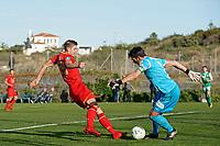 *Jelle Duin* of AZ Alkmaar, *Daniel Lopar* of FC St Gallen,
