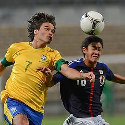 30 May Brazil v Japan