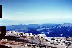 Colorado -  circa 1960<br /> <br />  Photos taken by George Look.  Image started as a color slide.